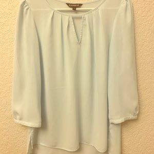Express sheer blouse